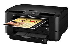Ремонт принтера Epson WorkForce WF-7010