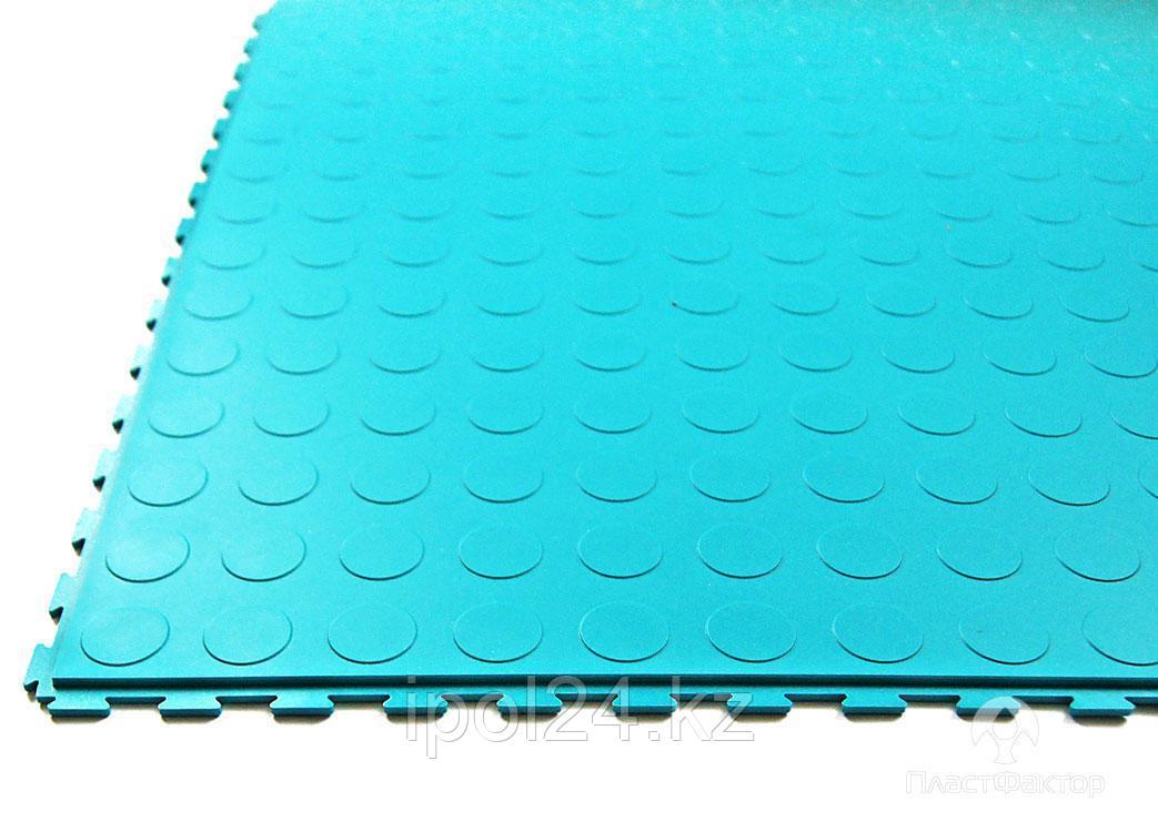 Модульный пол из полимеров  SENSOR SECRET AVERS 7 х500х500мм