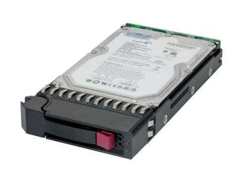 "HP 600GB 10K SAS 6G 2,5 ""DP HDD"