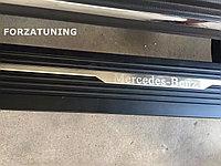 Электрические выдвижные пороги подножки для Mersedes Benz GLS