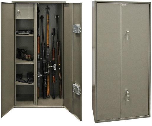 Купить шкаф оружейный Д-10 в РК. Доставка по РК бесплатно!!!, фото 2