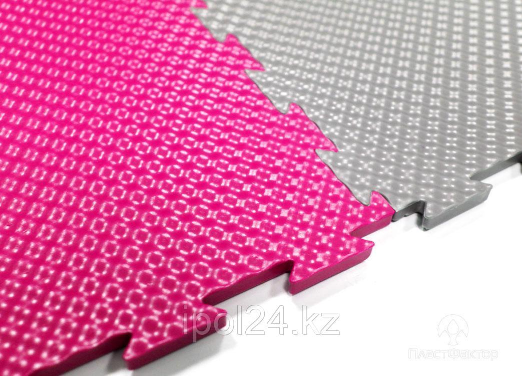 Модульный пол из полимеров  FACTOR SUPER 10х375х375мм