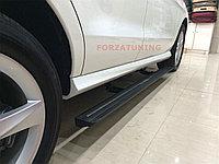 Электрические выдвижные пороги подножки для Mersedes Benz ML, фото 1