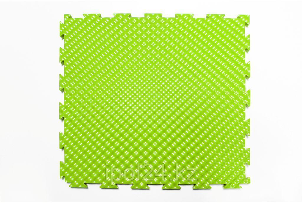 Модульный пол из полимеров FACTOR SPORT 8мм, 10мм, 14мм х375 х 375 мм