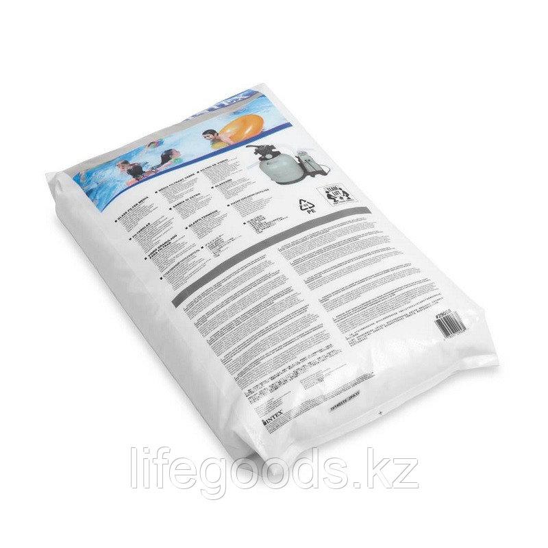 Песок стеклянный для фильтрующих насосов 25 кг, Intex 29058 - фото 2