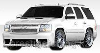 Обвес Hot Wheels на Chevrolet Suburban