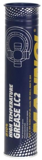 MANNOL LC-2 HOCHTEMPERATURFETT (термостойкая пластичная смазка)