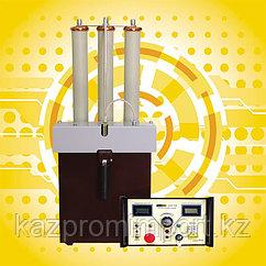 АИП-70М аппарат испытания изоляции силовых кабелей и твердых диэлектриков с функцией прожига