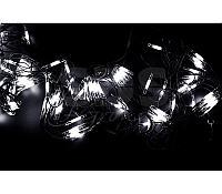 """Гирлянда """"Сеть"""" 2x3м, черный КАУЧУК, 432 LED Белые"""