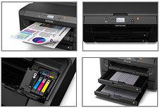 Ремонт принтера Epson WorkForce WF-7110DTW, фото 2