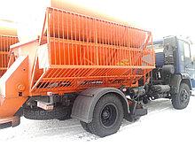 Комбинированная подметальная машина (КО-829) Зил