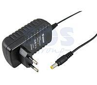 Источник питания 110-220V AC/5V DC, 4А, 20W с DC разъемом подключения 5.5*2.1, без влагозащиты (IP23)