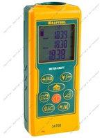 """(34760_z01) Дальномер KRAFTOOL """"LASER-KRAFT"""" лазерный, дальность 5см - 70м, точность 1,5мм"""