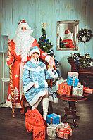 Дед Мороз и Снегурочка в ресторан кафе офис
