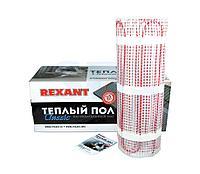 Тёплый пол (нагревательный мат) REXANT Classic RNX-15,0-2250 (площадь 15,0 м2 (0,5 х 30,0 м)), 2250 Вт,