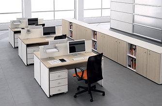 Рабочее место офисного сотрудника