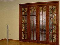 Витражи для межкомнатных дверей, D-157