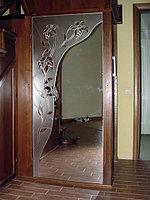 Витраж на зеркале, Z-58
