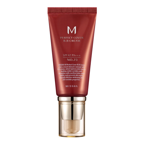 ВВ крем M Perfect Cover BB Cream (No.27 Natural Beige)