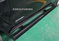 Электрические выдвижные пороги подножки для BMW X5 F15, фото 1