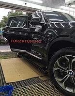 Электрические выдвижные пороги подножки для BMW X3 F25