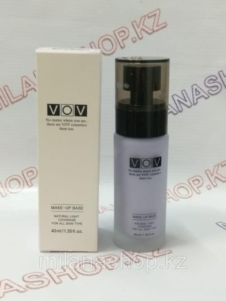 VOV make-up base - База под макиаж ( розовый )