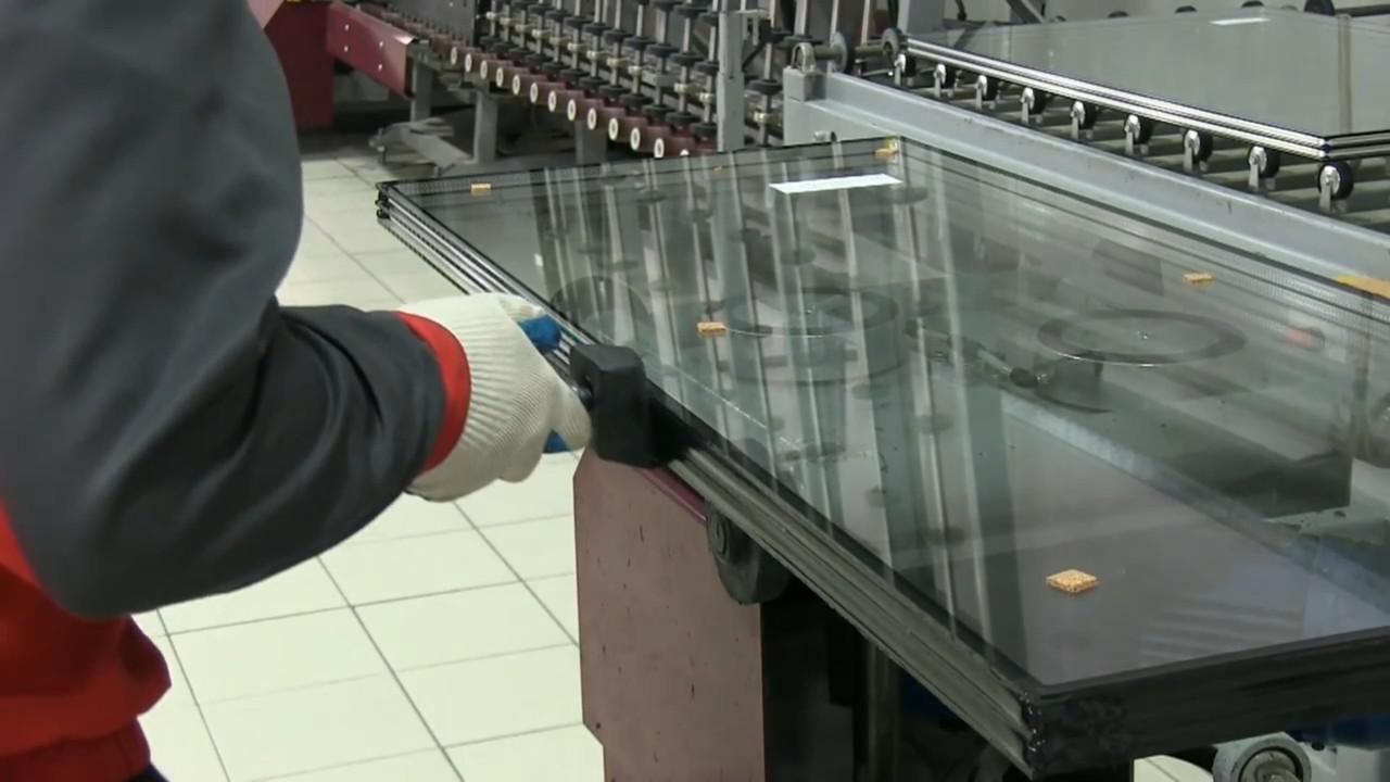 Ремонт и замена стеклопакета