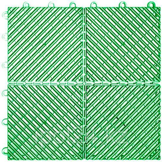 Модульный пол из полимеров CITY  12х330 х 330 мм