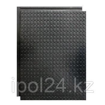 Модульный пол из полимеров БРОНЕПЛАСТ  22х715 х 565 мм