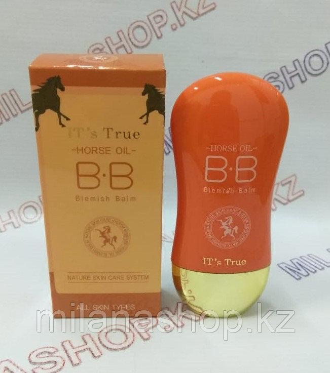 Cellio it's true horse oil blemish balm - Тональный bb крем с экстрактом лошадиного масла