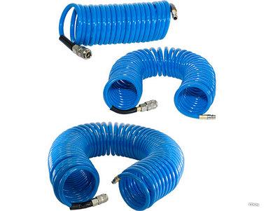 Шланги для пневмоинструмента, быстросъемные соединения, фитинги, переходники.