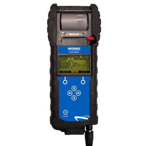 Тестер морских аккумуляторных батарей и электрической системы ™Midtronics