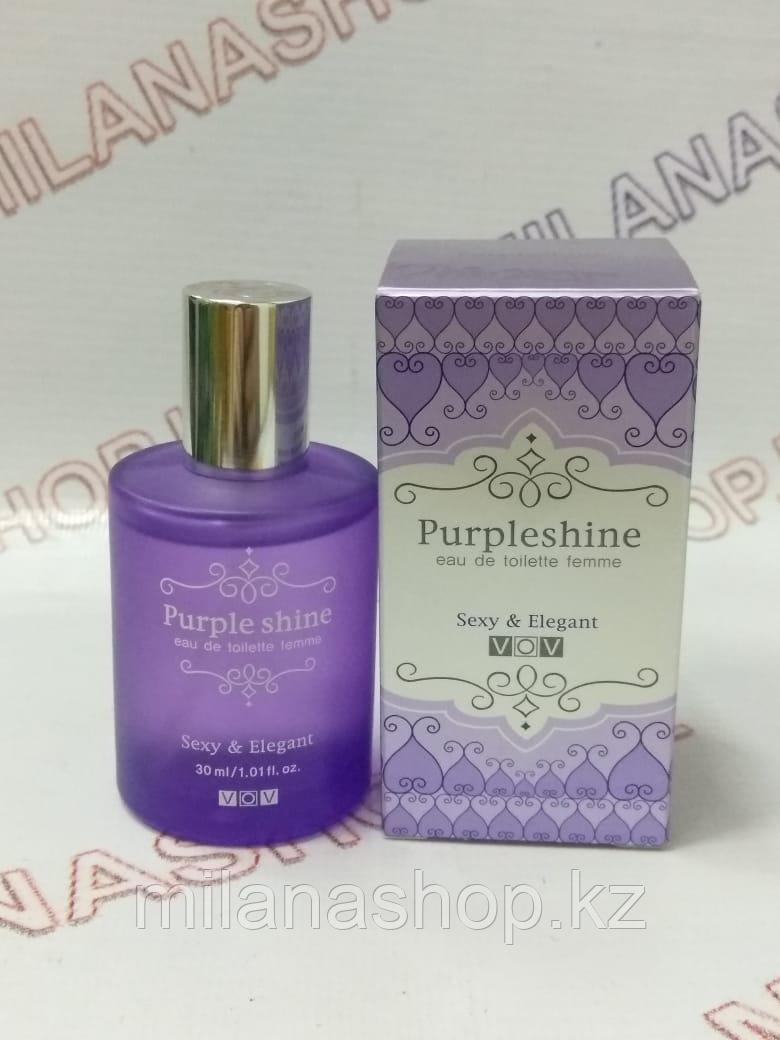 Vov  Femme Purpleshine - Туалетная вода, роза, жасмин, лимон