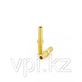 """Штуцер """"елка"""" двусторонний соединительный под шланг 8 мм STELS"""