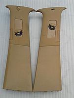 Обшивки стоек салон Porsche Cayenne 2003-2010