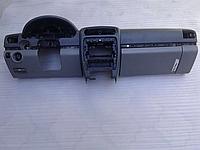Панель передняя, торпедо Porsche Cayenne 2003-2010