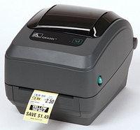 Настольный принтер этикеток Zebra GK420t