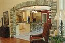 Облицовка стен декоративным камнем, мозаикой, плиткой , фото 2
