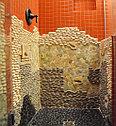 Облицовка стен декоративным камнем, мозаикой, плиткой , фото 3
