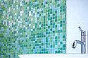Облицовка стен декоративным камнем, мозаикой, плиткой , фото 4