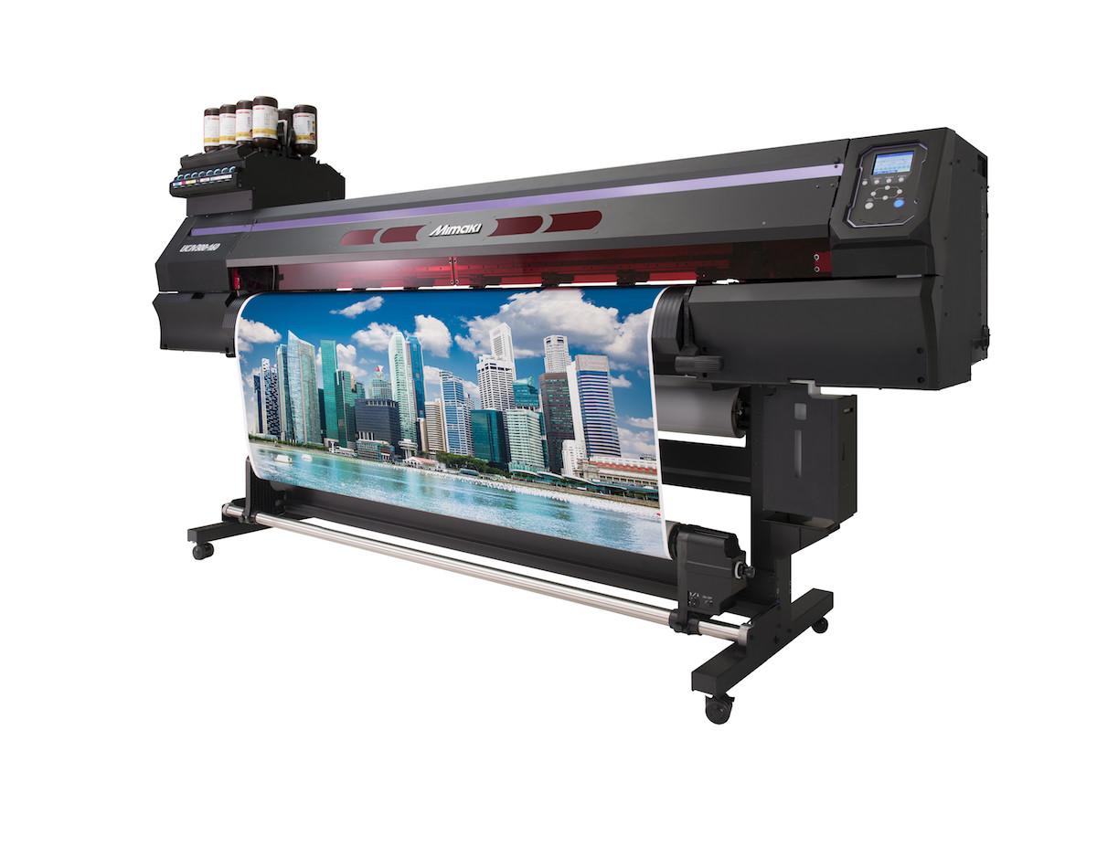 УФ-принтер Mimaki UCJV300-160