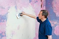 Шпатлевка и покраска стен