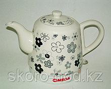 Электрический чайник Arshia в керамическом корпусе, Алматы