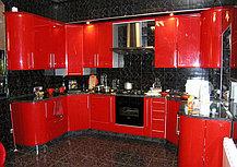 Корпусная кухонная мебель на заказ, фото 2