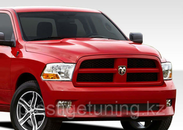Обвес SRT на Dodge Ram 2009-2013