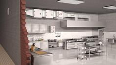 Канальные системы очистки воздуха для кухни