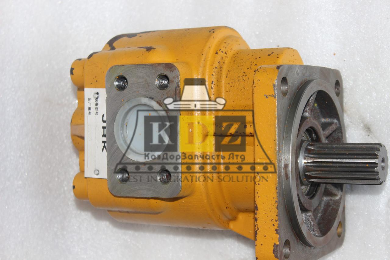 Рулевой насос (шестереночный) 803004104 на погрузчик ZL50G, LW500F