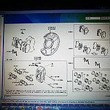 Шпилька направляющая заднего тормозного суппорта 4RUNNER GRN215, PRADO 120, фото 4