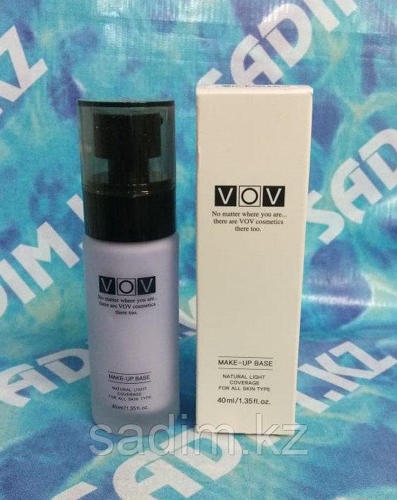 Vov make-up base - База под макияж ( розовый )