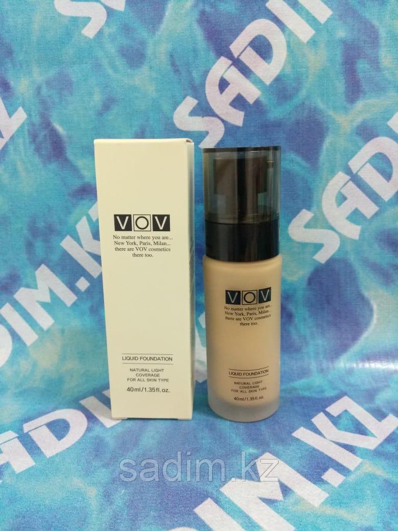 Vov Liquid Foundation - Тональный крем